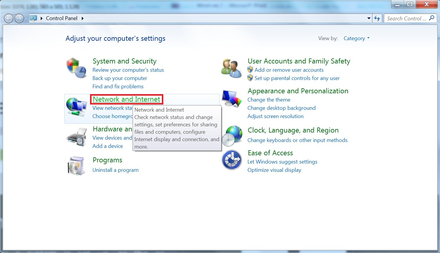 how to delete a local area connection win 7